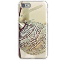 Silver Ball iPhone Case/Skin