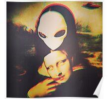 Alienisa- Mona Vol.1 Poster