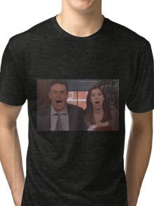Lily and Marshall Tri-blend T-Shirt
