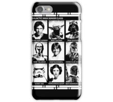 Galactic Senior Class iPhone Case/Skin