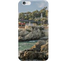 Haedong Yonggungsa Temple iPhone Case/Skin