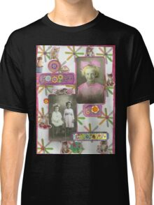 """""""What Are Little Girls Made Of"""" Classic T-Shirt"""