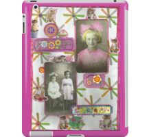 """What Are Little Girls Made Of"" iPad Case/Skin"