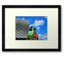 Architecture & Sculpture Framed Print
