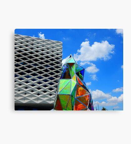 Architecture & Sculpture Canvas Print