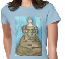 Adelia Womens Fitted T-Shirt