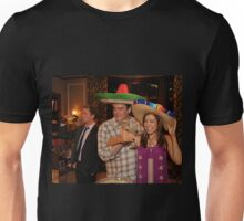 marshall, lily and barney (best night ever)  Unisex T-Shirt