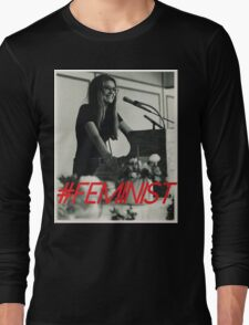 Queen of the Feminists Long Sleeve T-Shirt