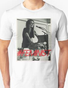 Queen of the Feminists Unisex T-Shirt