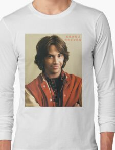 80's reeves Long Sleeve T-Shirt