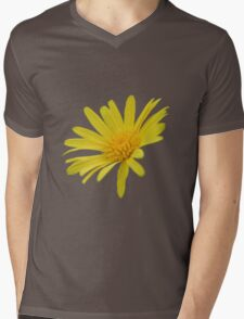 Yellow Daisy Flower Isolated T-Shirt