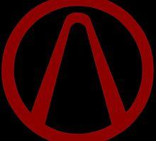 Cult of the Vault Borderlands Symbol by Aciddwolf