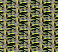 Abstract Pattern #5 Sticker