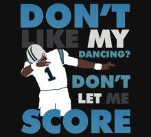Don't like my dancing? by DrDank