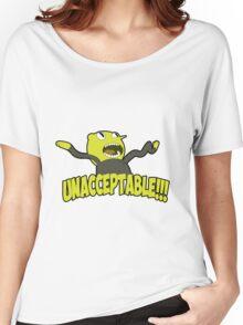 Lemongrab unacceptable Women's Relaxed Fit T-Shirt