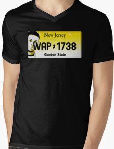 Wap 1738 Mens V-Neck T-Shirt