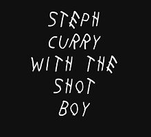 Curry Drake Shot (White) Unisex T-Shirt