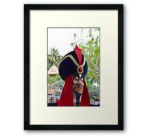 Mr. Jafar Framed Print