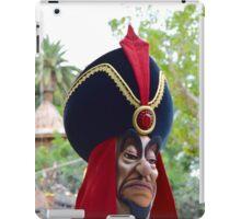 Mr. Jafar iPad Case/Skin