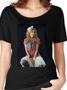 robin sparkles Women's Relaxed Fit T-Shirt