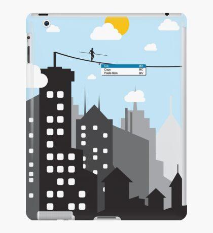 Cut Copy Paste iPad Case/Skin