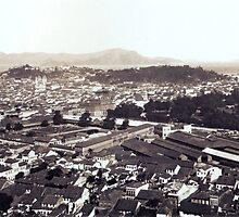 Rio de Janeiro, 1889 by coalhada