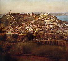 Rio de Janeiro, 1885 by coalhada