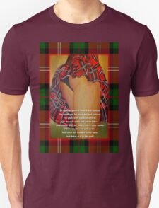 The Dancers Quick and Quicker Flew Burns Supper T-Shirt