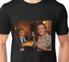 marshall, robin and barney (best night ever)  Unisex T-Shirt