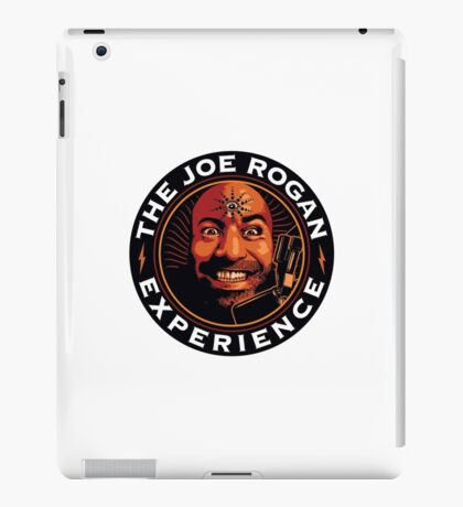 joe rogan iPad Case/Skin