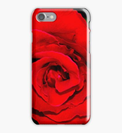Star-shaped rose iPhone Case/Skin