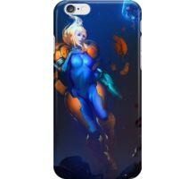 Samus Aran - Metroid iPhone Case/Skin