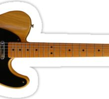 telecaster Sticker