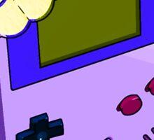 Raspberry Cherry Gameboy Sticker