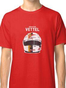 Sebastian Vettel - Ferrari Classic T-Shirt