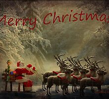 Merry Christmas to All by Chris Armytage™