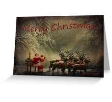 Merry Christmas to All Greeting Card