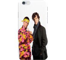 Sherlock Holmes|Ali G iPhone Case/Skin