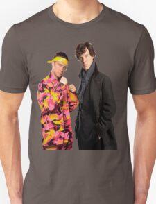 Sherlock Holmes Ali G T-Shirt
