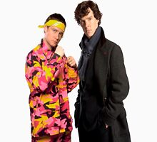 Sherlock Holmes|Ali G Unisex T-Shirt