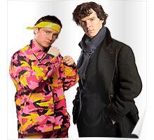 Sherlock Holmes|Ali G Poster