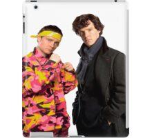 Sherlock Holmes|Ali G iPad Case/Skin