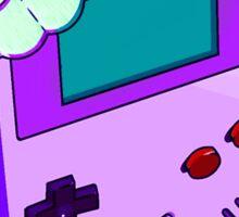 Raspberry Tart Gameboy Sticker
