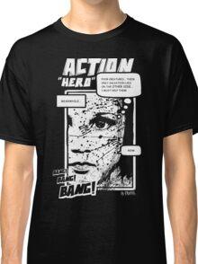 Action Hero t-shirt Classic T-Shirt
