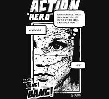 Action Hero t-shirt Unisex T-Shirt