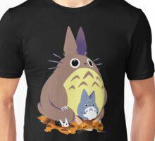 Totoro and Baby Totoro Unisex T-Shirt
