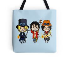 Ace Luffy Sabo - One Piece Tote Bag