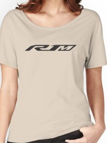Yamaha R1M Carbon Women's Relaxed Fit T-Shirt
