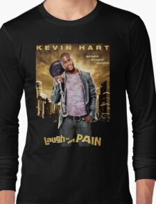 KEVIN HART WHAT NOW AMR (2) Long Sleeve T-Shirt