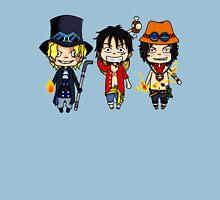Ace Luffy Sabo - One Piece Unisex T-Shirt